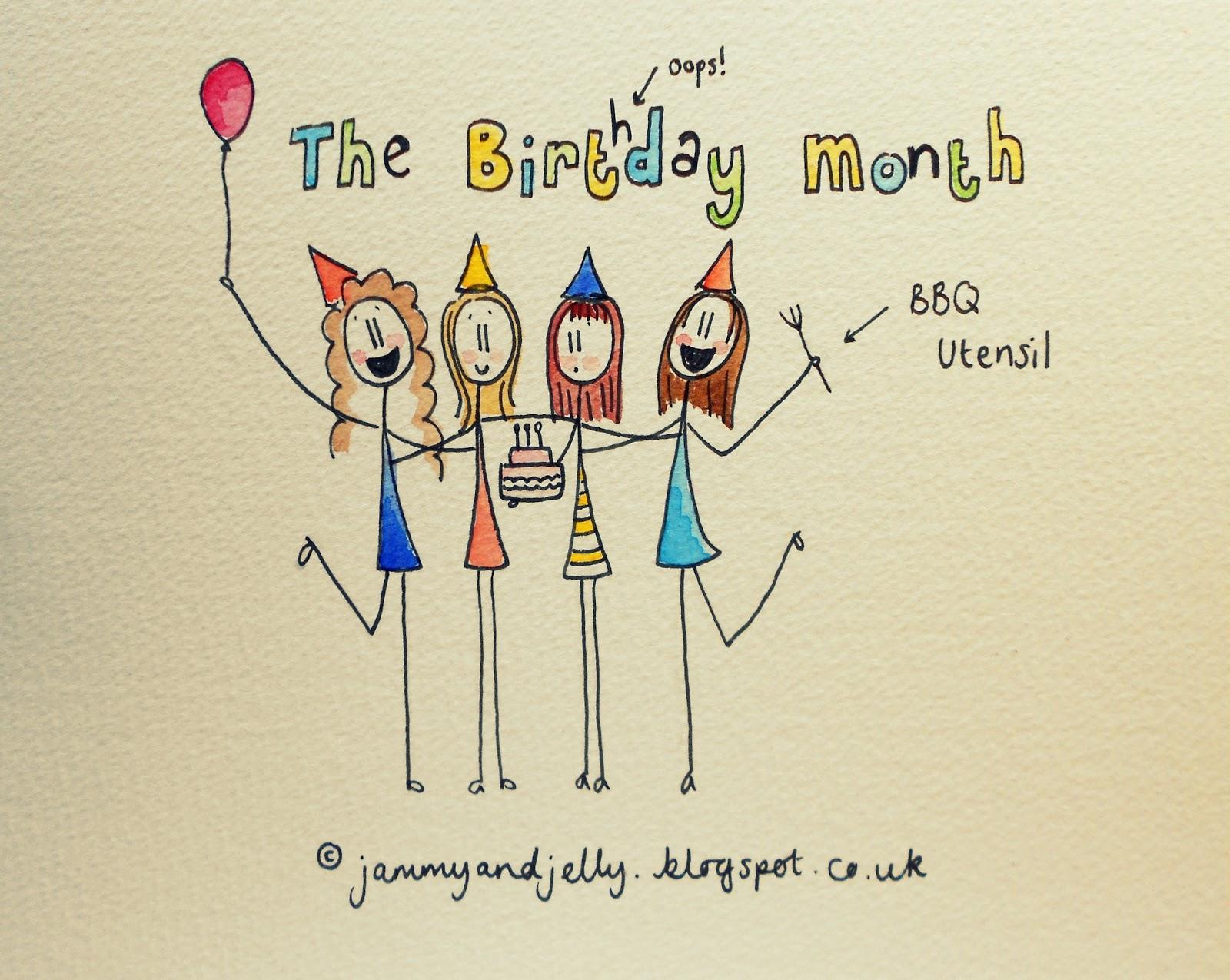 August birthday month my august birthday month quotes quotesgram - Bbq Birthday