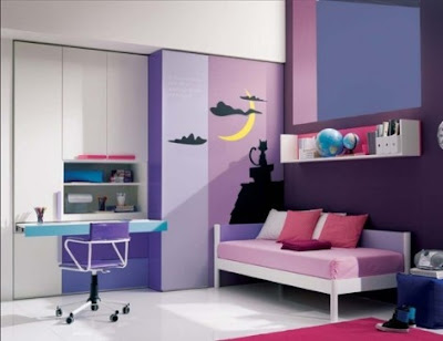 Dise o de dormitorios peque os para adolescentes decorar tu habitaci n - Disenos de dormitorios pequenos ...