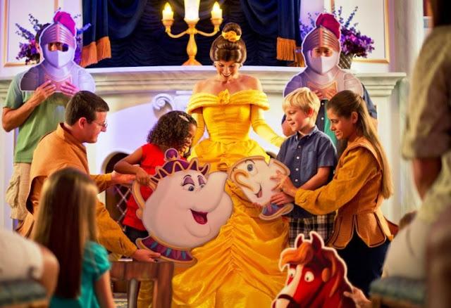 Bela Parque Disney Orlando