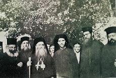 Στην Ιερά  Μονή Βουλκάνου