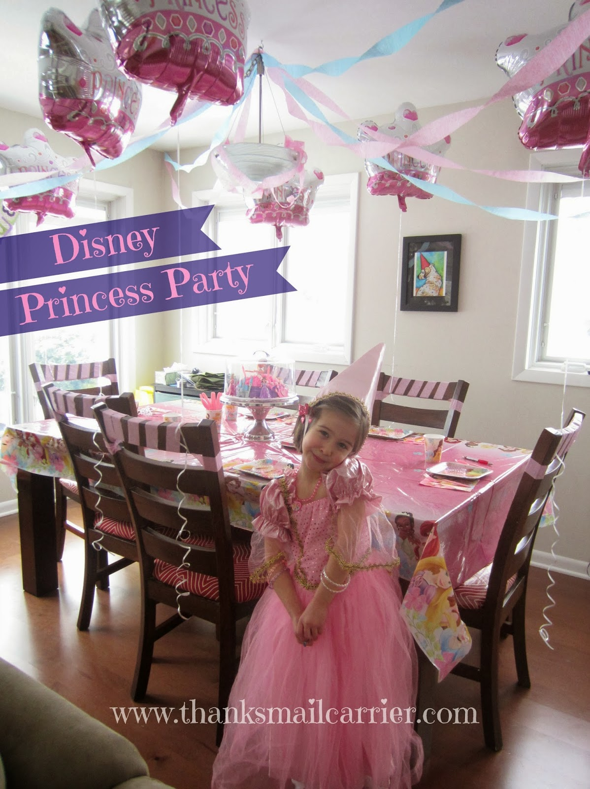 Disney Princess Party