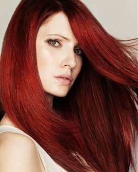 unique red hair color ideas