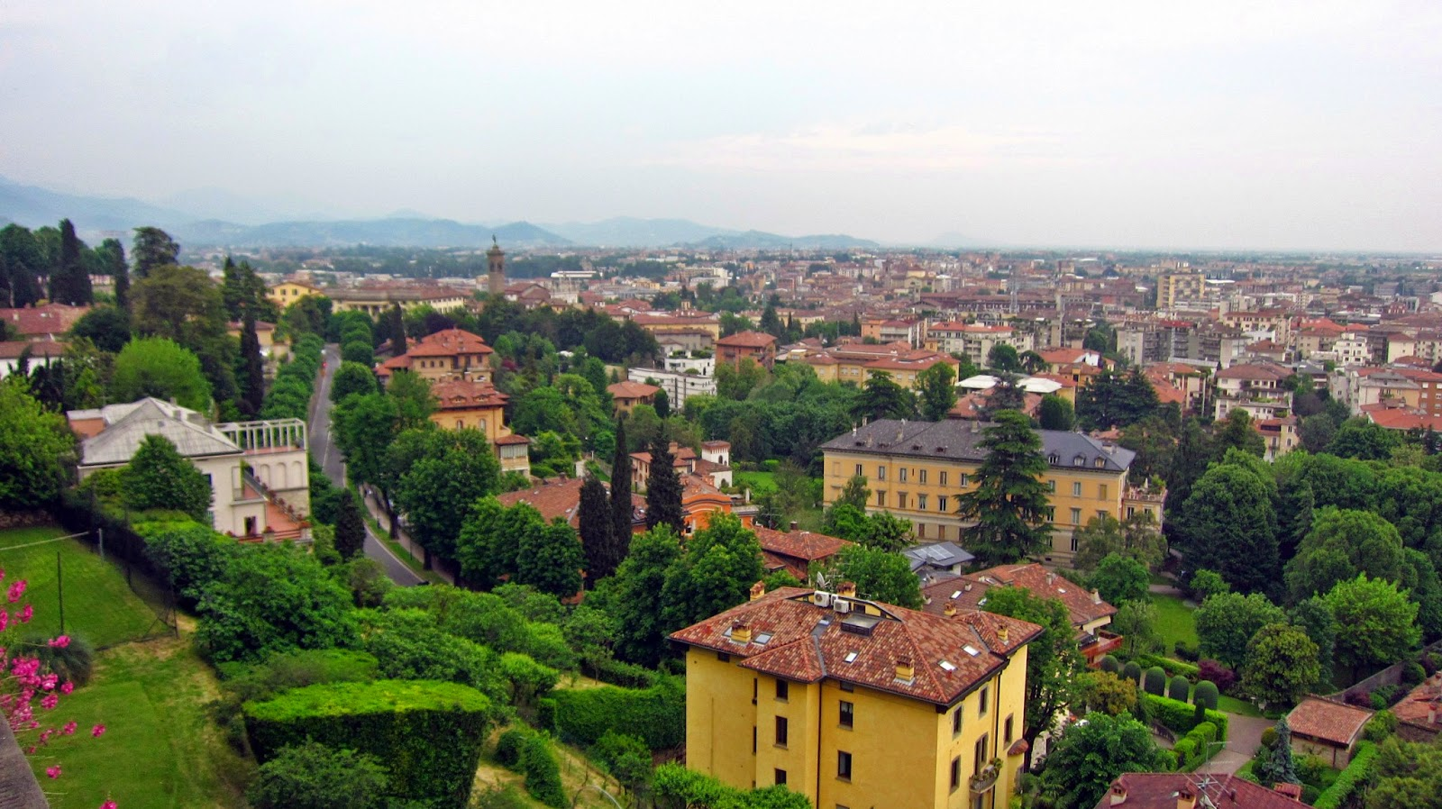 Bergamo Italy  city photos : Where Is Darren Now : Milan And Bergamo Italy