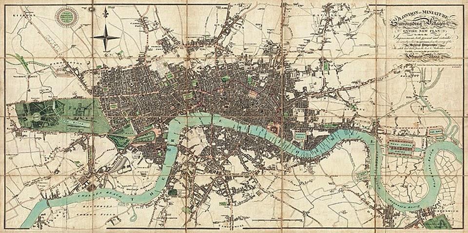http://www.portobellostreet.es/mueble/33625/Cuadro-canvas-mapa-de-Londres-1806