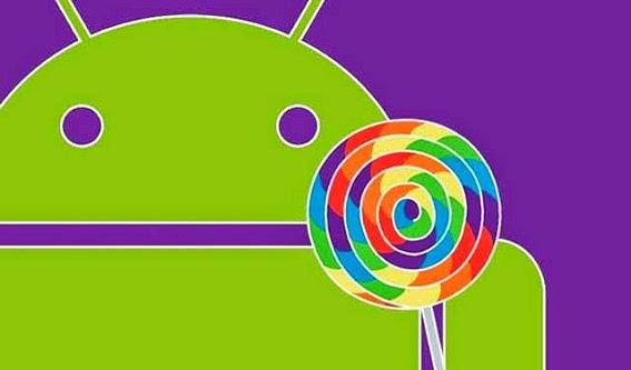 Fitur-Fitur Baru Yang Dimiliki Android Lollipop