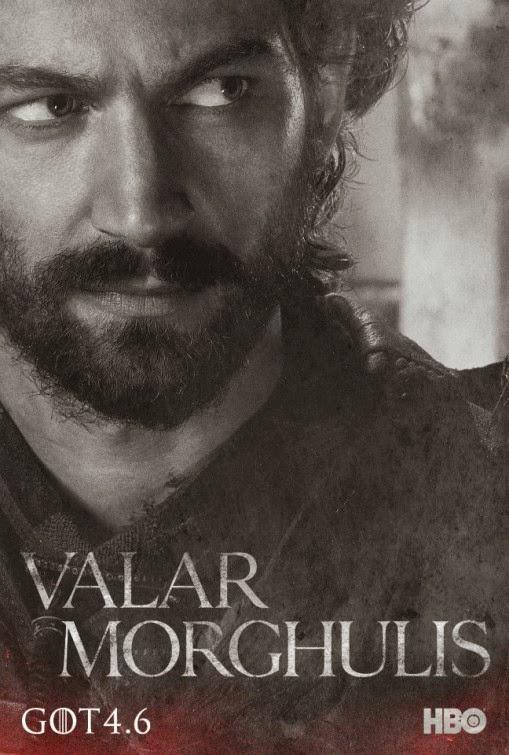 "The Blot Says...: Game of Thrones Season 4 ""Valar ... Daario Naharis Game Of Thrones"