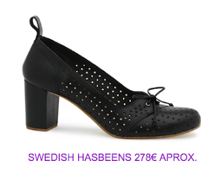 Hasbeens zapatos