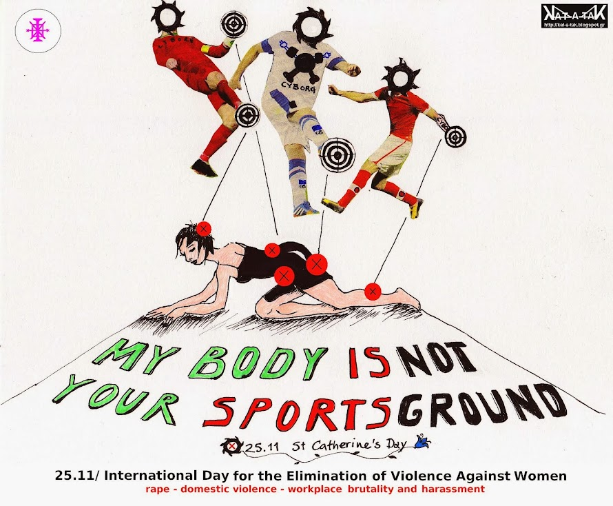 25.11- Stop Violence against Women