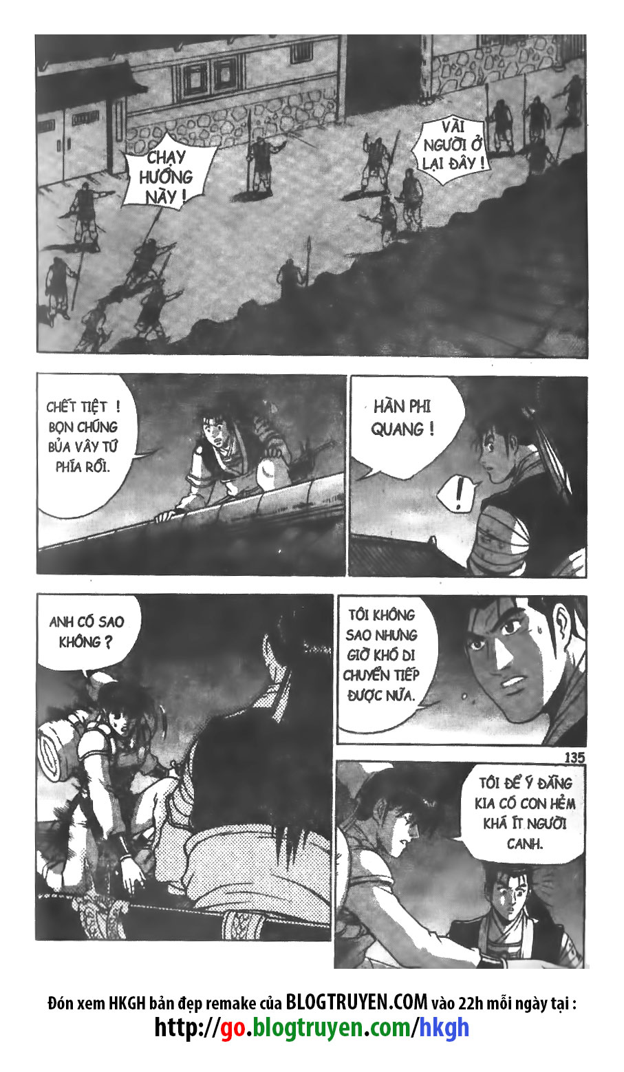 Hiệp Khách Giang Hồ chap 234 Trang 4 - Mangak.info