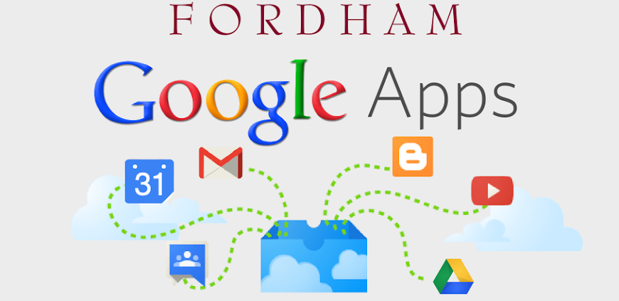 Fordham Google Apps