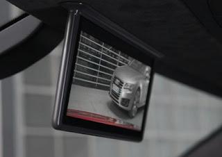 Audi R8 amoled panel