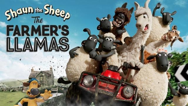 Shaun The Sheep: Lạc Đà Siêu Quậy