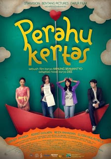 Download Film Gratis : Perahu Kertas 1 dan 2 Full Movie (2012)