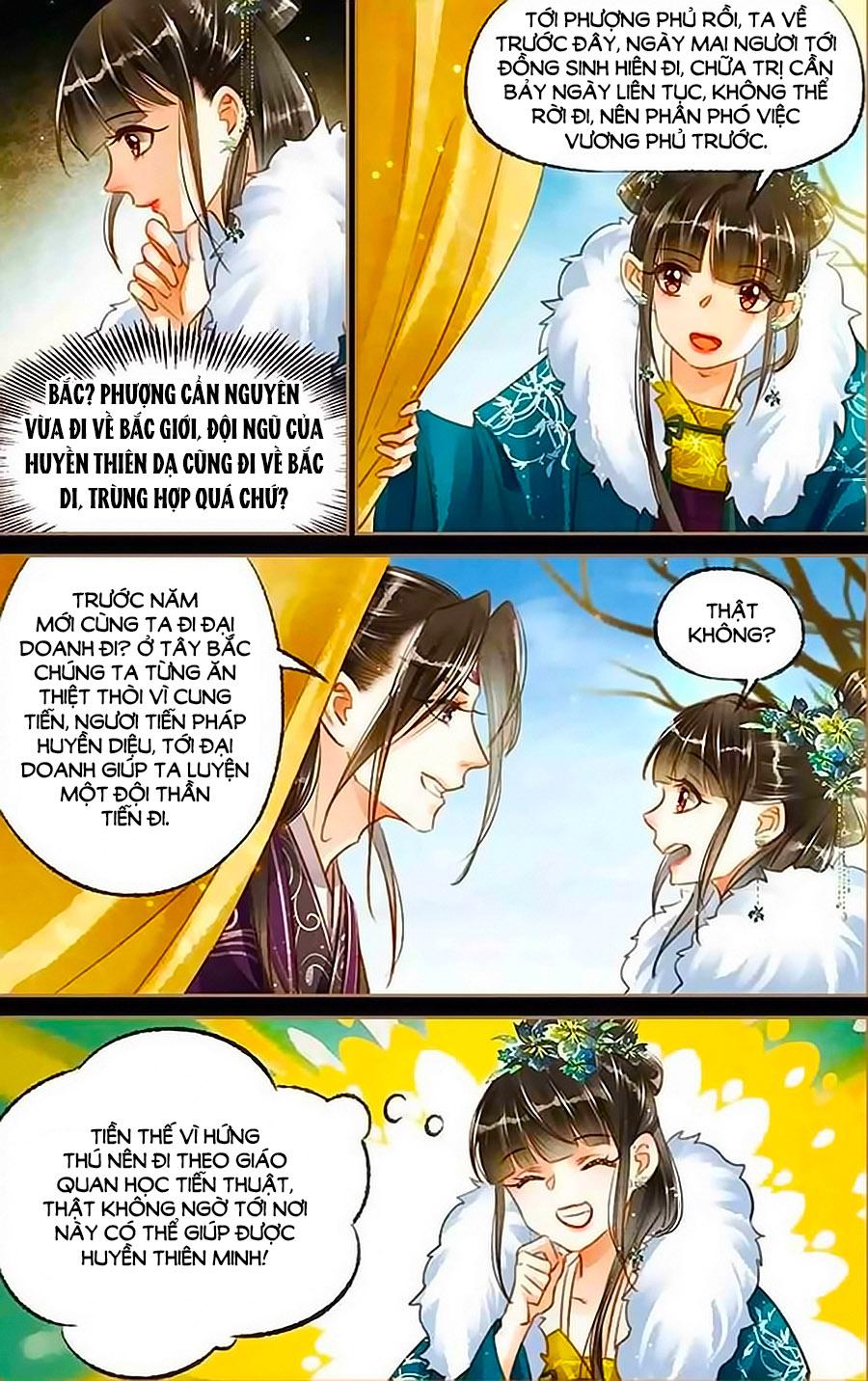 Thần Y Đích Nữ chap 114 - Trang 5