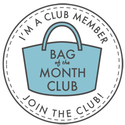 Bag of the Month Club January - June 2017