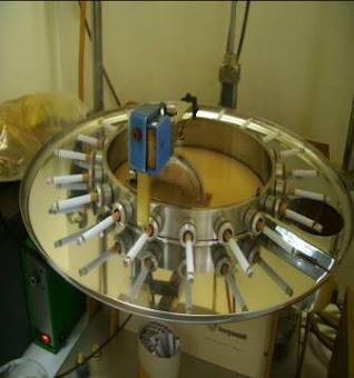 Ротационная курительная машина Borgwaldt