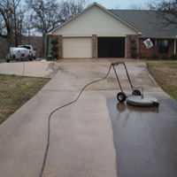 Concrete Washing