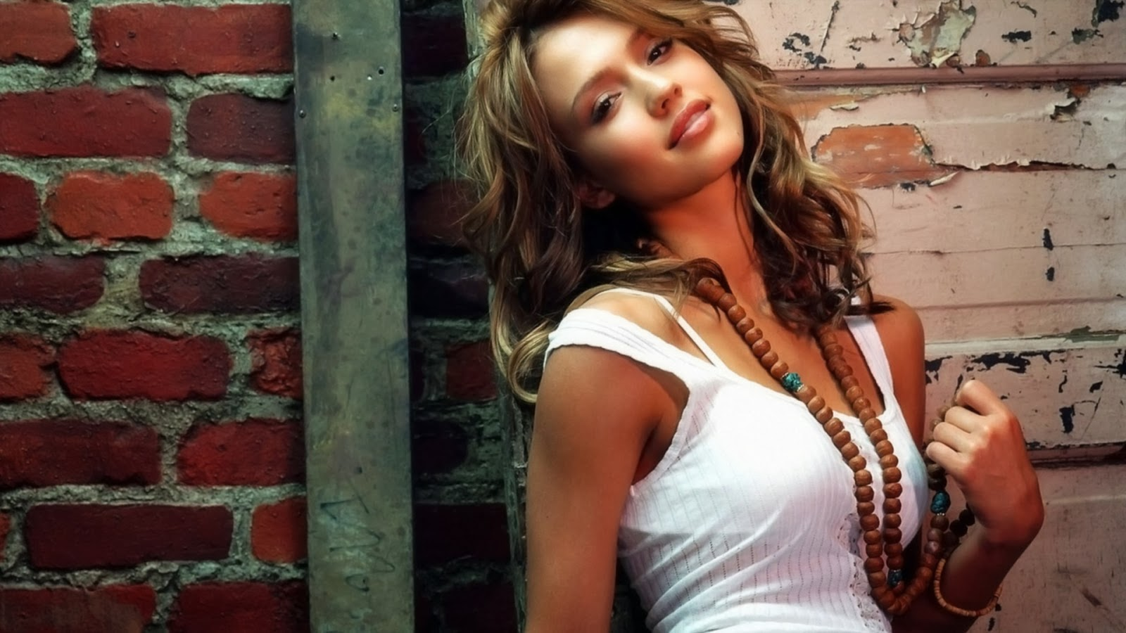 Jessica Alba 1920x1200 Wallpapers