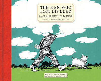 image of the front cover of The Man Who Lost His Head