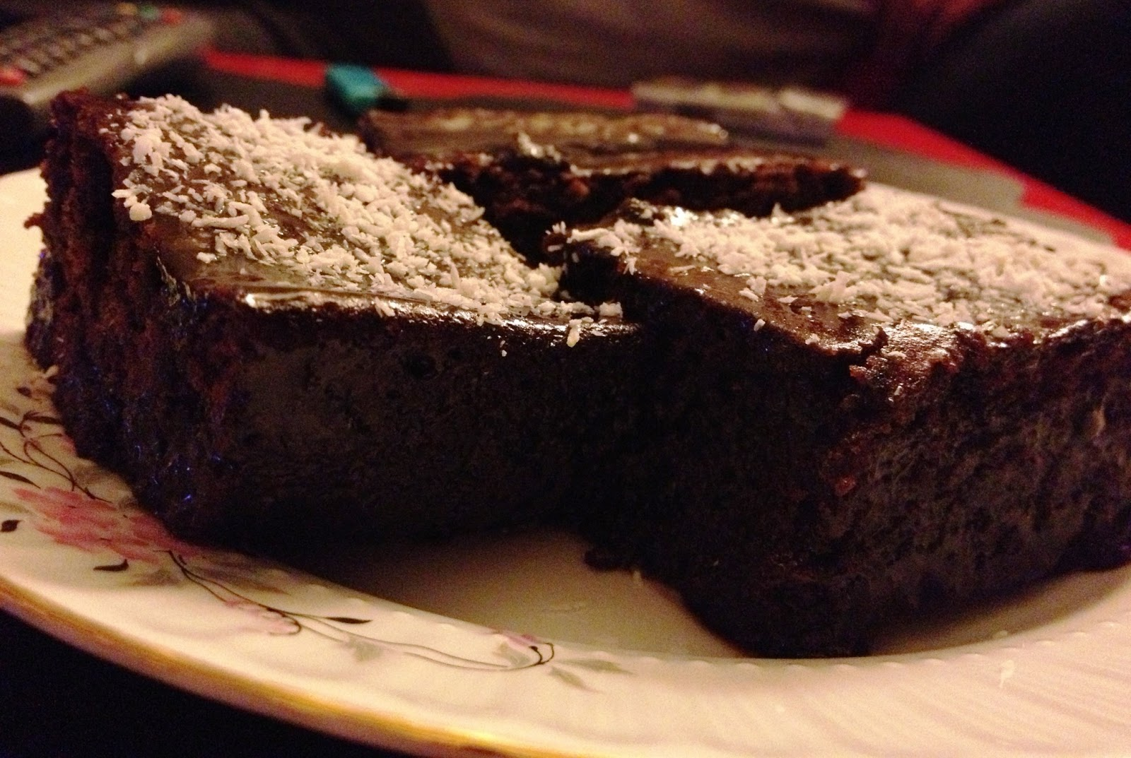 Karakız Keki Tarifi