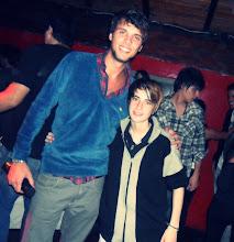 Foto con jona de gran hermano 2011