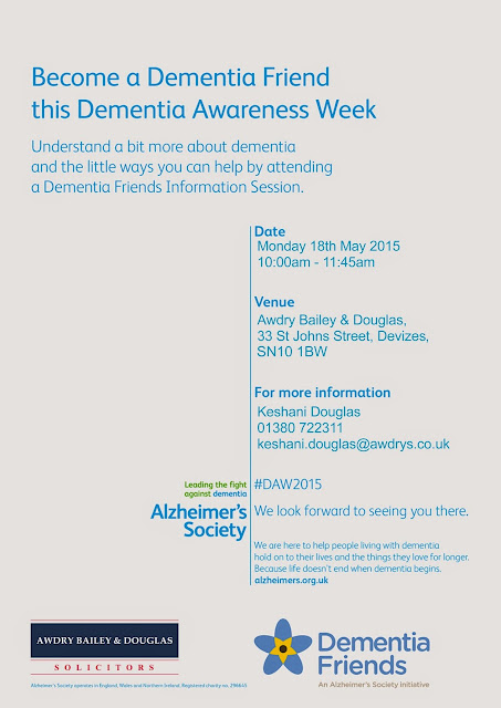 Dementia Coffee Morning
