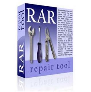 Tutorial Memperbaiki file RAR yg Corrupt / Rusak