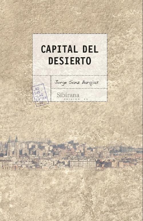 La Zaragoza literaria de Jorge Sanz Barajas