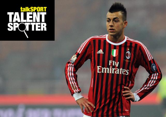 Stephan El Shaarawy AC Milan 2011   2012 Wallpaper