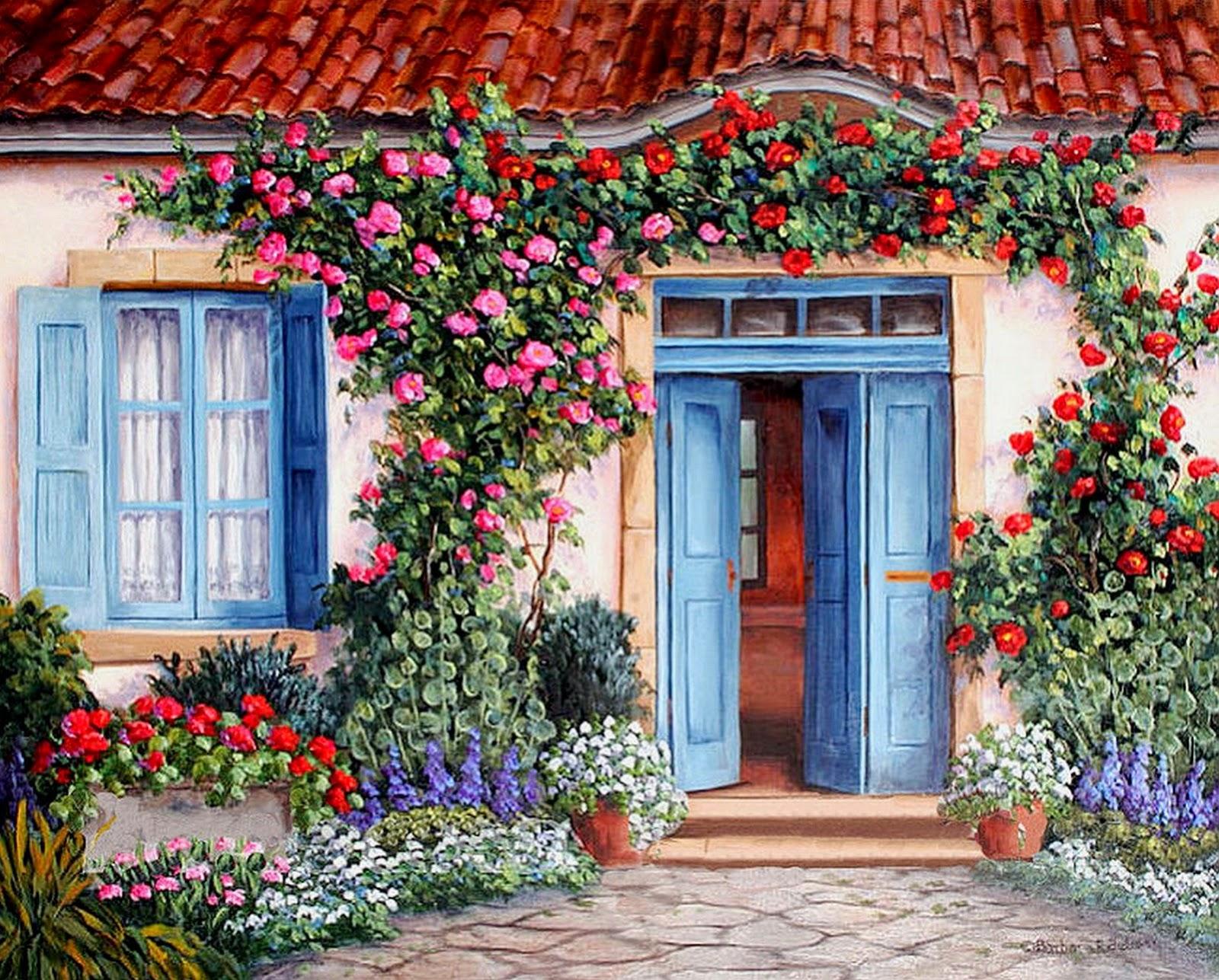 Im genes arte pinturas pinturas comerciales de paisajes - Cuadros para pintar en casa ...