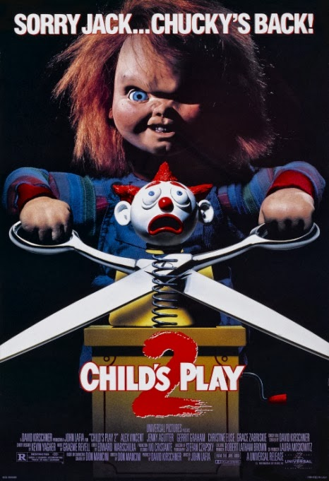 Muñeco Diabólico 2 (Child's Play 2) (1990)