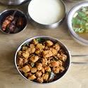 Vazhakkai Curry Recipe