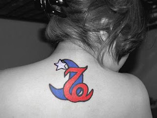 Capricorn Tattoo Design Photo Gallery - Zodiac Sign Tattoo Ideas