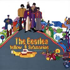 yellow submarine, the beatles