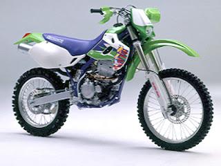 KLX250R