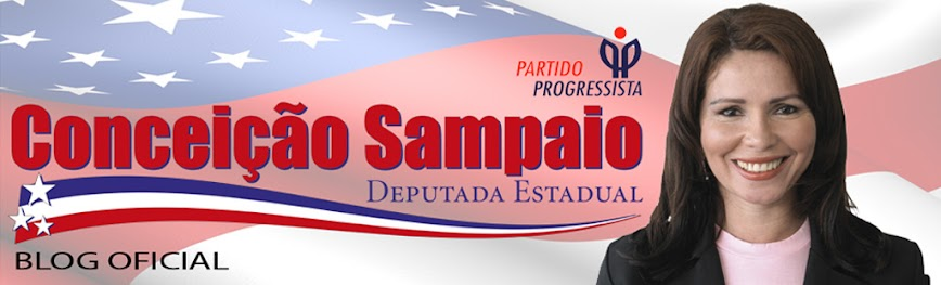 Deputada Estadual Conceição Sampaio