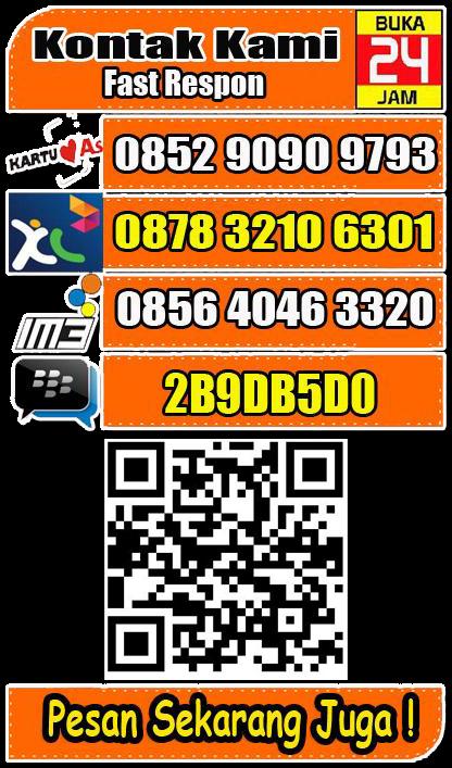 Konsultasi dan Pemesanan Via Telepon / SMS 24 Jam Pelayanan