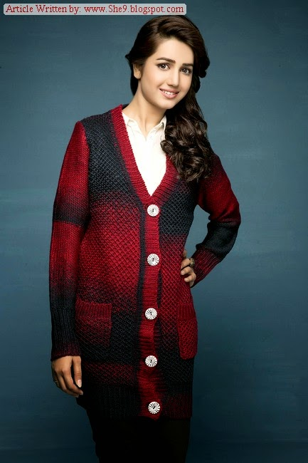 Bonanza Sweaters Collection 2015-2016 for Her
