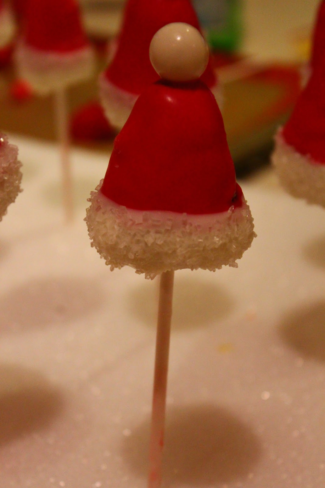photo How to Make Roly Poly Santa Cookies