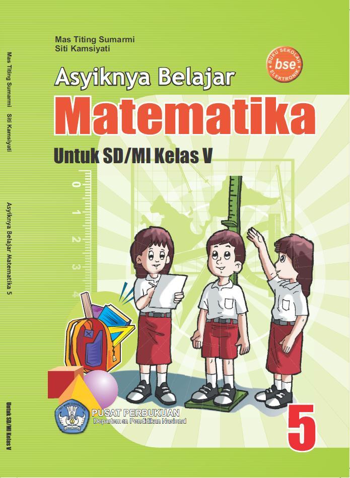 Bse File Asyiknya Belajar Matematika 5