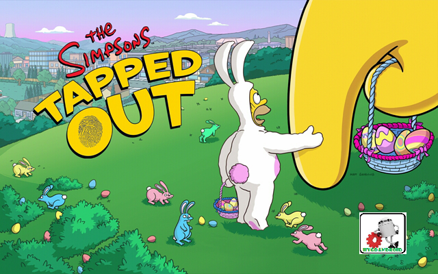 The Simpsons™: Tapped Out v4.8.0 APK MOD