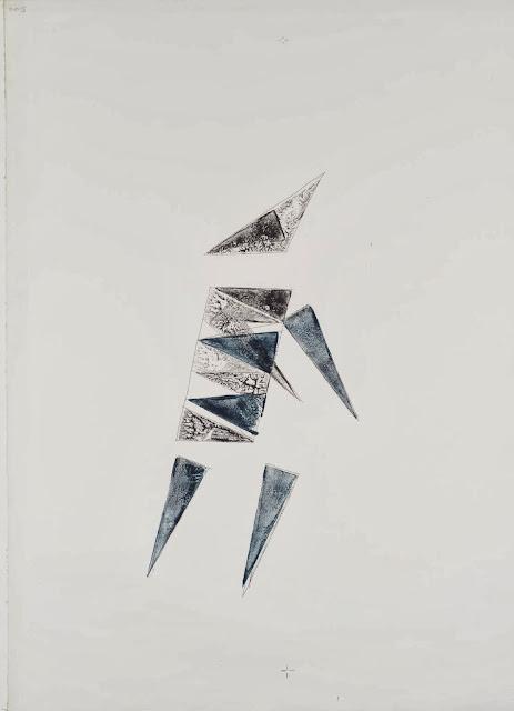 Lynn Chadwick dibujos