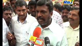 Thirumavalavan's Greetings For Seeman Marriage