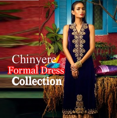 Chinyere New Formal Dress Collection