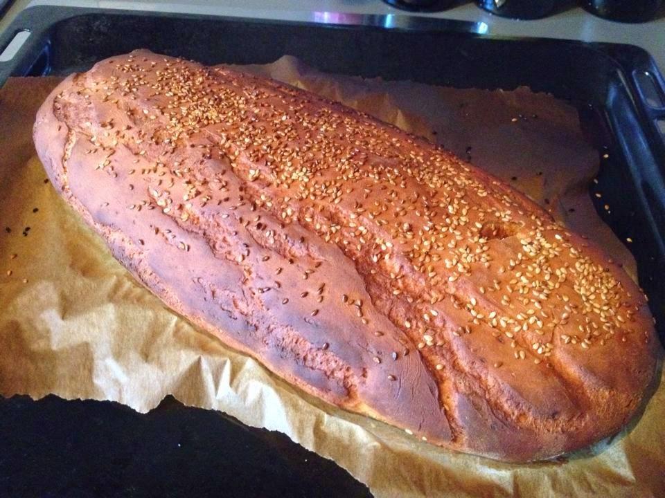 pane fatto in casa, ricetta di Jenny Colgan