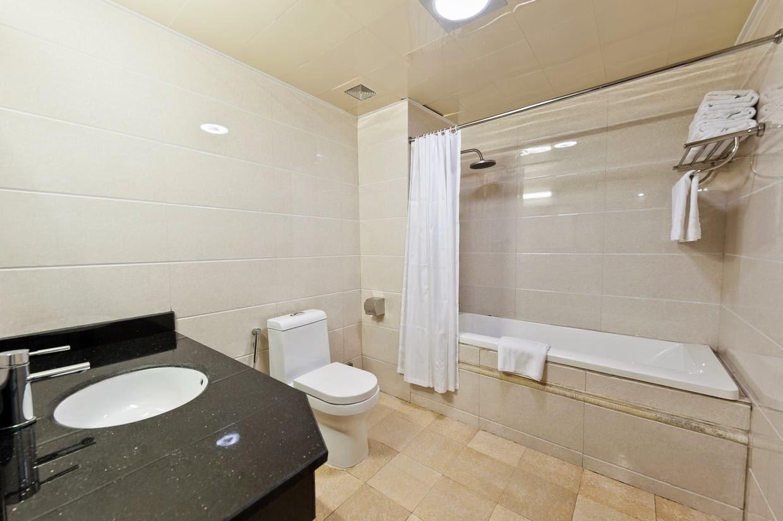 Tổng quan nội thất nhà tắm