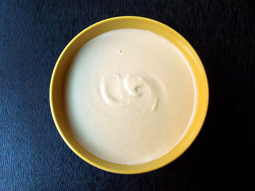 THE SIMPLE VEGANISTA: Tahini Miso Dressing-Dip