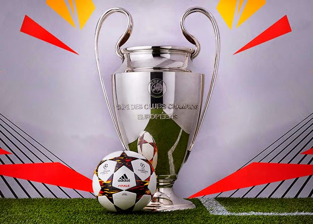 Balón Oficial de la Final de la Champions League 2014/2015