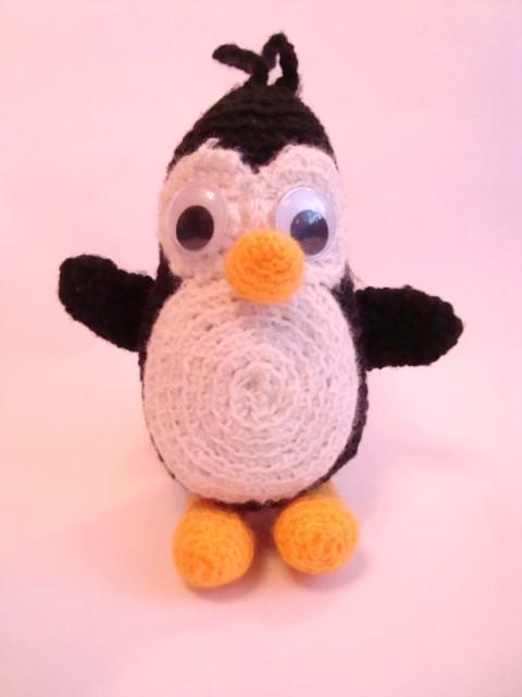 пингвин тукс