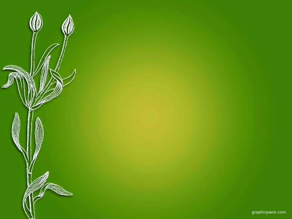 green fresh powerpoint background powerpoint interaktif